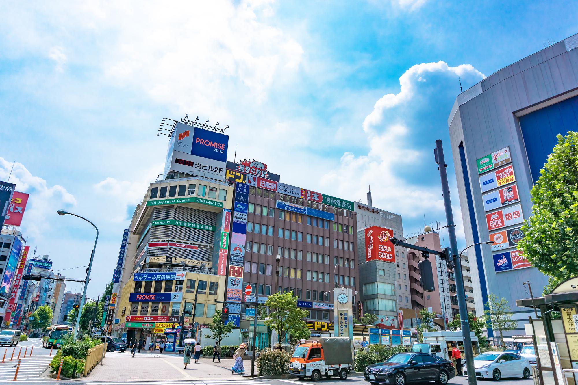 18時以降に通える!高田馬場駅近くにある歯医者3院のおすすめポイント