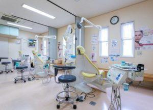 ヤマチカ歯科小児歯科3