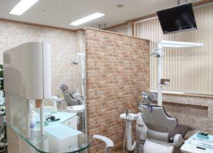 E-Xデンタルクリニック 診療室