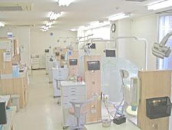 国立駅前歯科 診療室