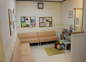 竹本歯科医院 待合室