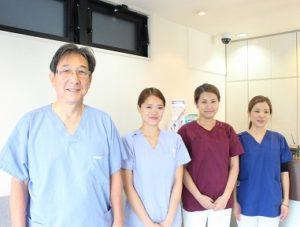 南ときわ台歯科インプラントセンター ドクター・スタッフ(歯科+)