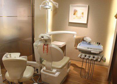 大森イースト歯科 診療室