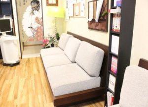 イクティス歯科クリニック 待合室