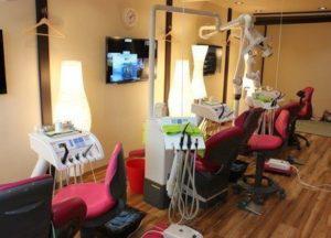 イクティス歯科クリニック 診療室