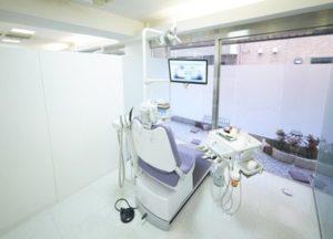 ユアーズ歯科柏クリニック 診療室