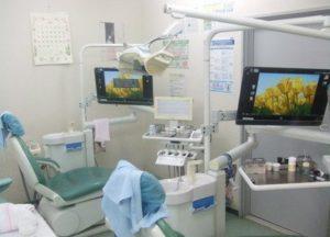 さかえ歯科クリニック 診療室