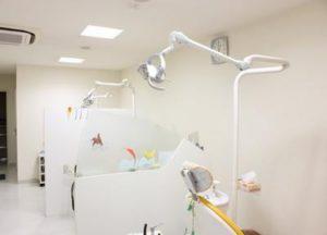加茂歯科クリニック 診療室