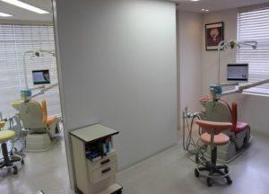 森歯科診療所 診療室