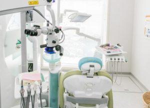 ふかざわ歯科クリニック 診療室