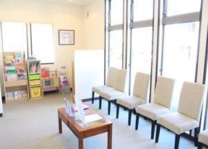 ピース歯科クリニック待合室