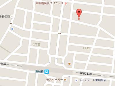さの歯科 地図
