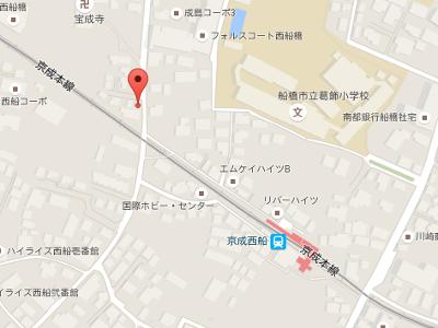 青山歯科医院 地図