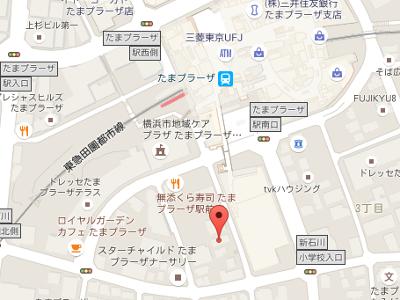 本宮歯科医院 地図