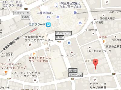 赤坂デンタルクリニック 地図