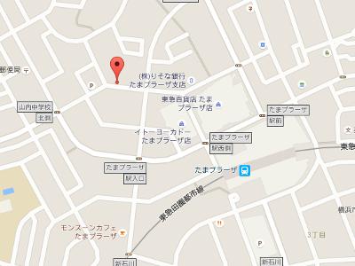 さこう歯科医院地図
