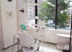 銀座はけた歯科医院2