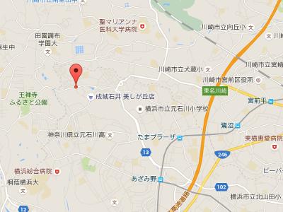 吉本歯科クリニック 地図