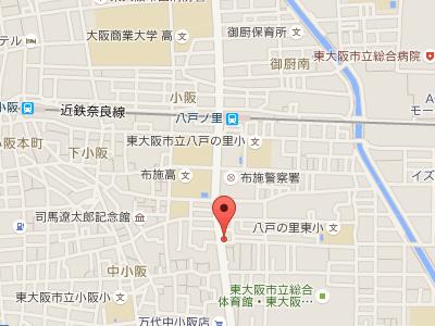 かいもと歯科 地図