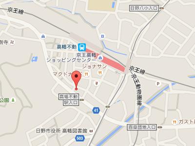 前澤歯科医院map