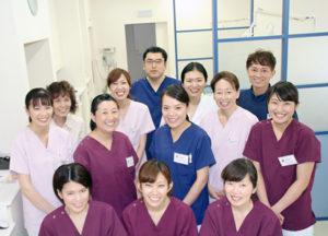 スマイル歯科佐野staff