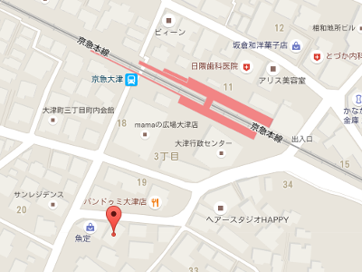 小野歯科医院 地図