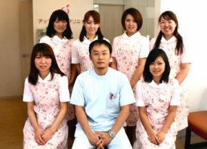 アップル歯科staff