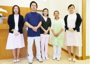 芥川歯科staff