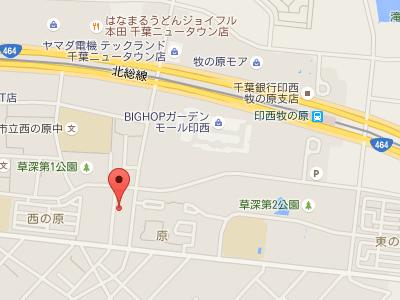 鈴木歯科クリニック 地図