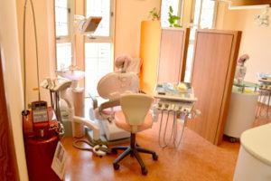 ありたけ歯科診察室