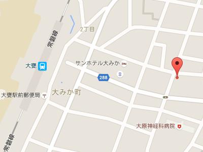 柴田歯科医院 地図