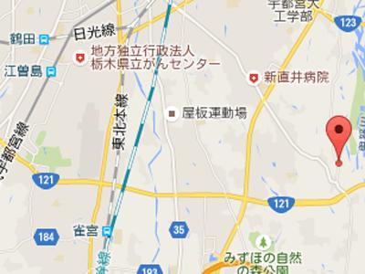 六川歯科map