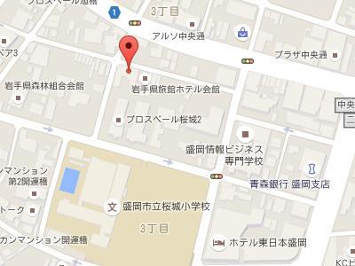 関歯科・口腔医療クリニックmap