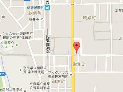 アイヴィデンタルオフィスmap