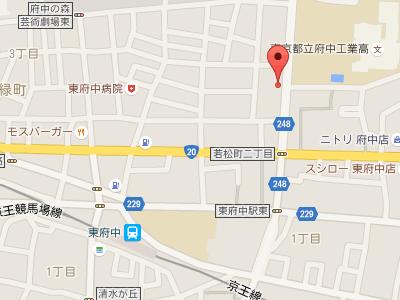 八木歯科医院 地図