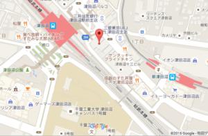 桜井歯科医院 地図