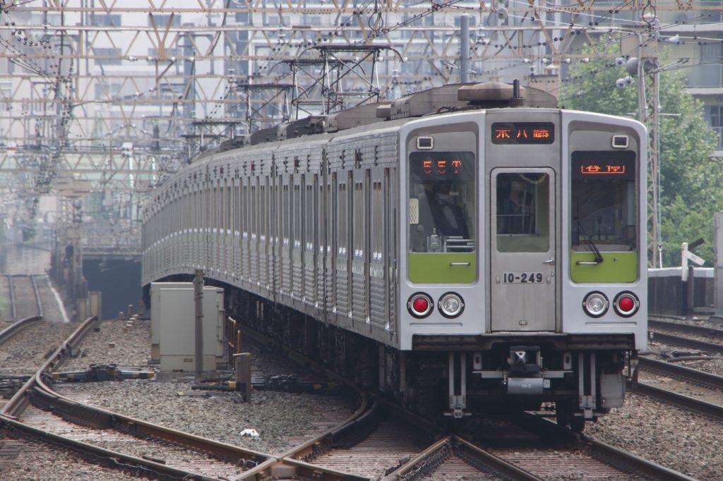 瑞江駅,小児