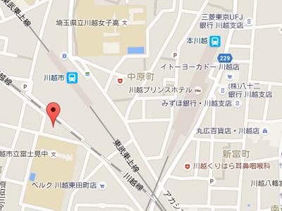 まことデンタルmap