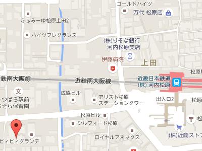 よこうち歯科医院 地図
