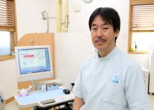 三沢町久富歯科院長