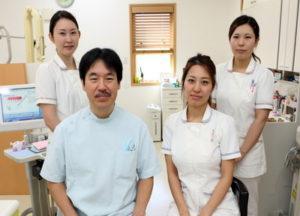 三沢町久富歯科staff