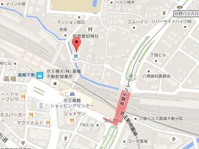 熊井歯科医院map