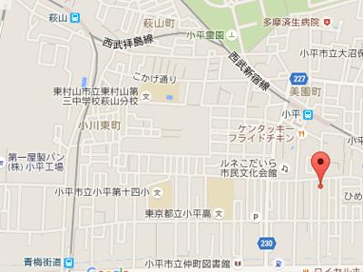 ひろあき歯科map