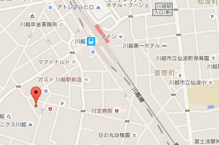 らいおん歯科map