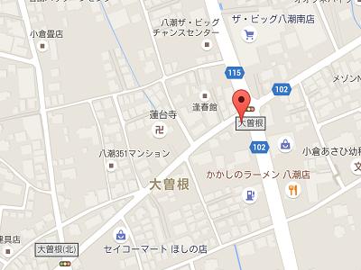 スカイ歯科map