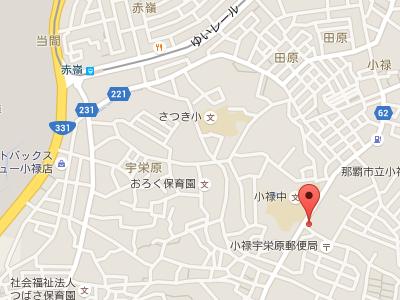 セレブデンタルオフィス 地図