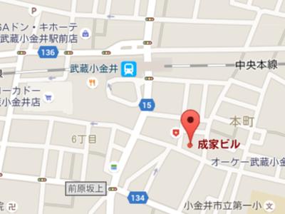 LifeDentalClinic 地図