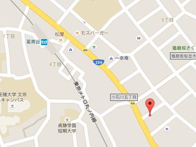 鍋山歯科クリニック 地図