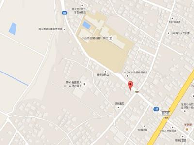 ヒルズ歯科医院 map