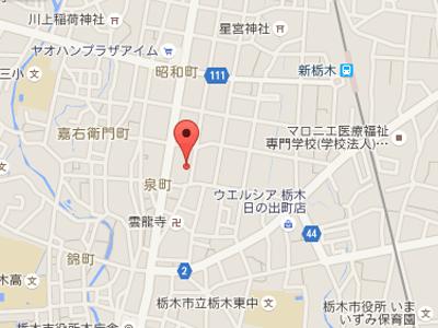 小堀歯科医院map